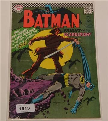 Lot 1513 - Batman No. 189