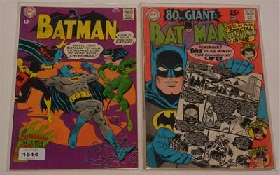 Lot 1514 - Batman No's. 197 and 198