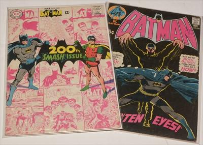 Lot 1516 - Batman No. 200