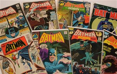 Lot 1523 - Batman No's. 228, 229, 230, 231, 233, 236, 239 and 242