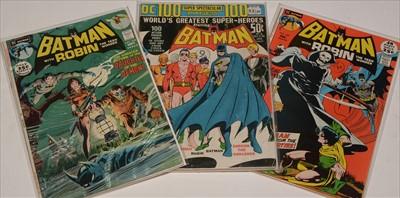 Lot 1526 - Batman No's. 235 and 238