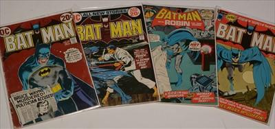 Lot 1528 - Batman No's. 240 and 241