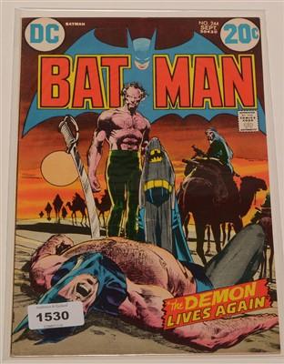 Lot 1530 - Batman No. 244