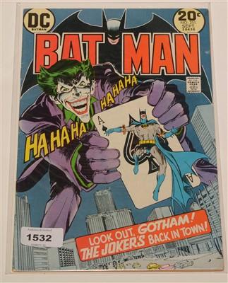 Lot 1532 - Batman No. 251