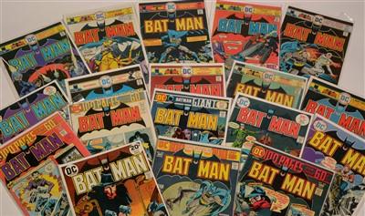 Lot 1534 - Batman No's. 253, 254 and 259-274