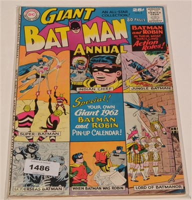 Lot 1486 - Batman Giant Annual No. 2