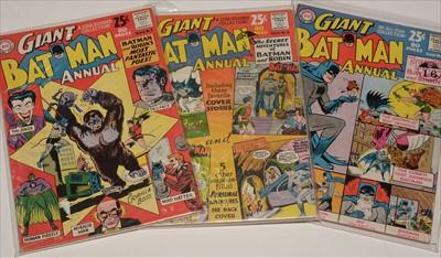 Lot 1487 - Batman Giant Annual No. 3
