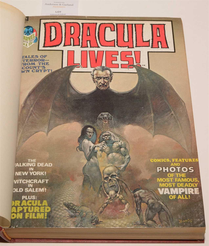 Lot 1295-Dracula Lives