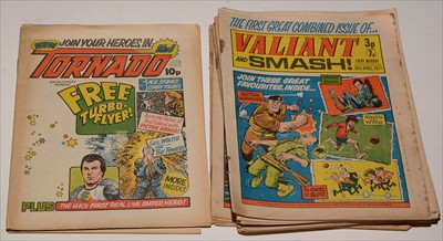 Lot 18-Tornado No's. 1-4 and 64-Page Summer Special....