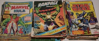 Lot 19-Marvel Comics
