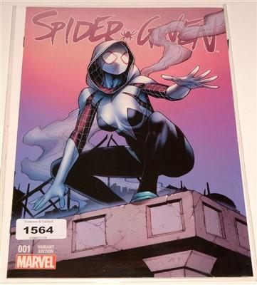 Lot 1564 - Spider Gwen No. 1