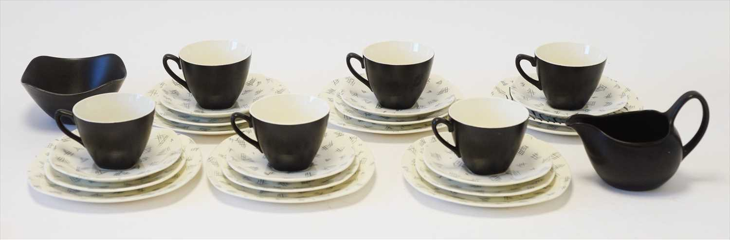 Lot 910-Midwinter teaset