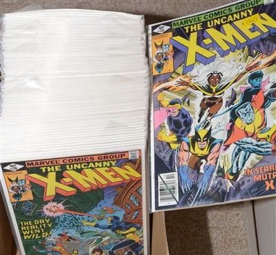 Lot 1270 - The Uncanny X-Men
