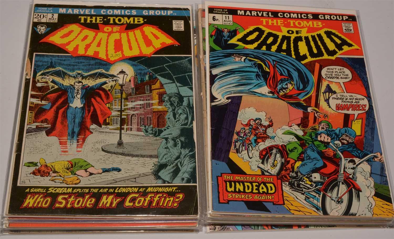 Lot 1980-The Tomb of Dracula