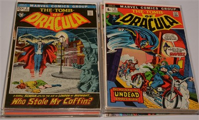 Lot 1980-The Tomb of Dracula