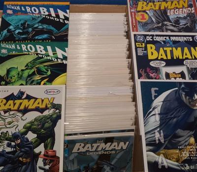 Lot 1548 - Batman sundry modern titles