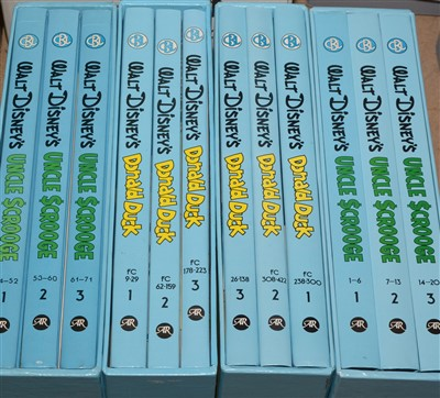 Lot 951-Carl Barks library