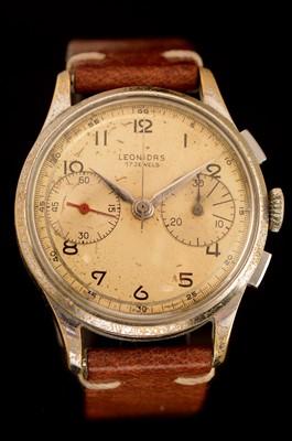 Lot 42 - Leonidas Chronograph wristwatch