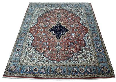 Lot 934-Qum carpet