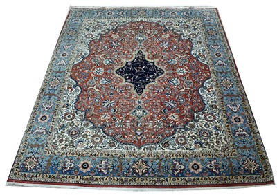 Lot 835-Qum carpet