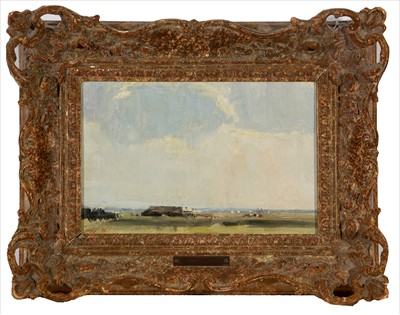Lot 850-Edward Seago, RWS, RBA - oil.