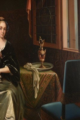 Lot 787 - Attributed to Gerard Dow (Gerrit Dou)