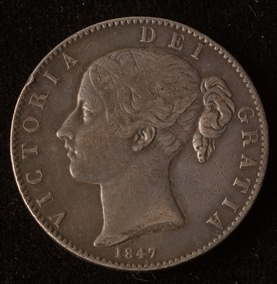 Lot 1005-Queen Victoria crown