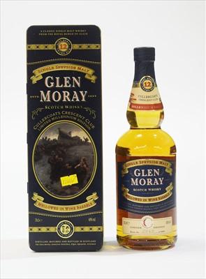 Lot 348-Glen Moray limited edition