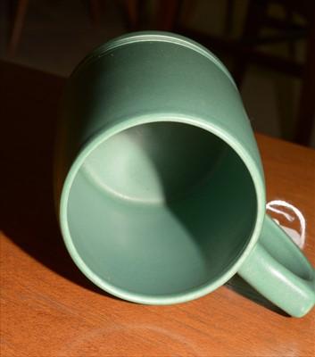 Lot 904-Keith Murray cigarette box and mug