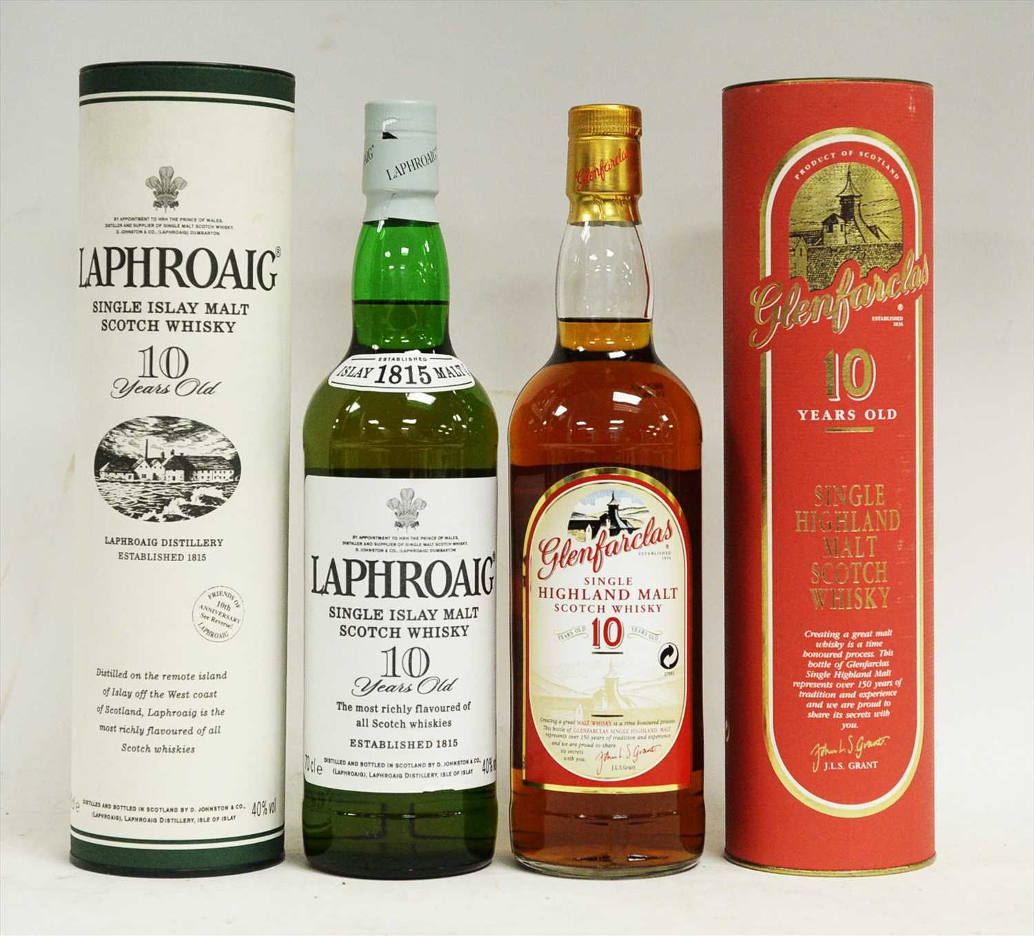 Lot 343-Two bottles of whisky