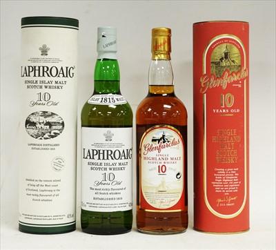 Lot 343-Two bottles of whisky