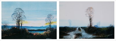 Lot 18-After Keith Jackson - prints.
