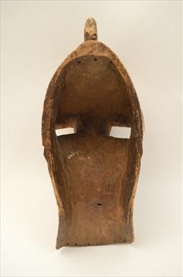Lot 1504-Kifwebe mask