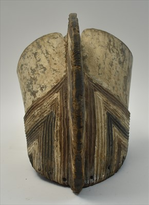 Lot 1505 - Kifwebe mask