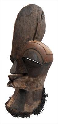 Lot 1507-Kifwebe mask