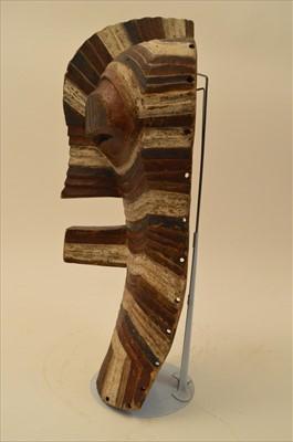 Lot 1508-Kifwebe mask