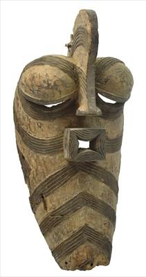 Lot 1510-Kifwebe mask