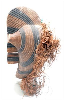 Lot 1511-Kifwebe mask