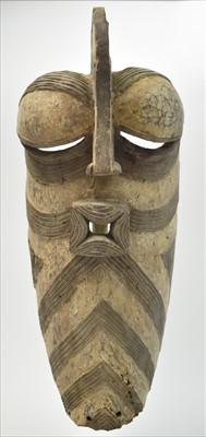 Lot 1513-Kifwebe mask