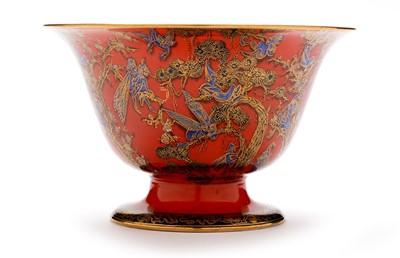 Lot 466 - Wedgwood fairyland lustre bowl