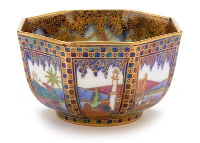 Lot 468 - Wedgwood fairyland lustre bowl