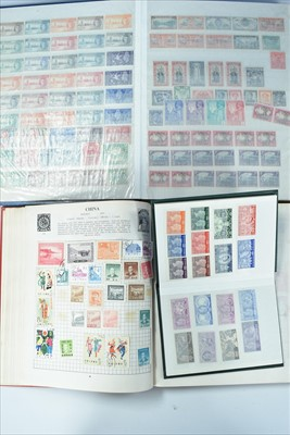Lot 1339-Stamps various