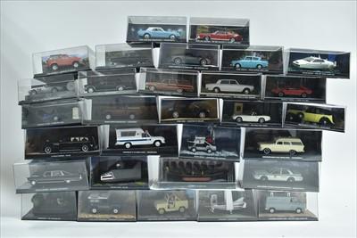 Lot 157 - Fabbri Ltd 007 James Bond vehicles
