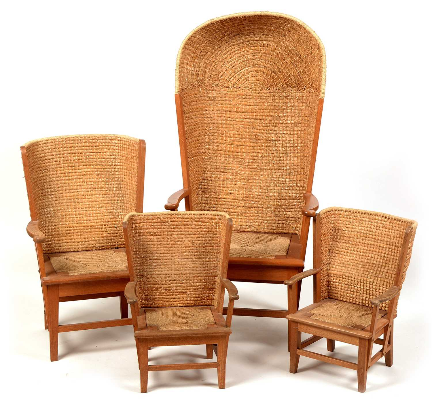 Lot 1060-Orkney Chairs