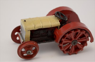 Lot 158 - Dinky 22E Fordson N Tractor