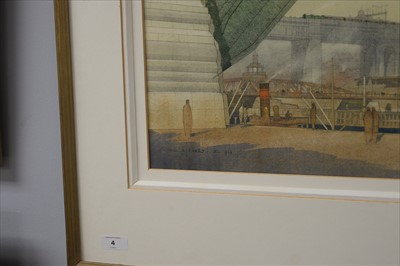 Lot 4-Cyril Arthur Farey - watercolour.