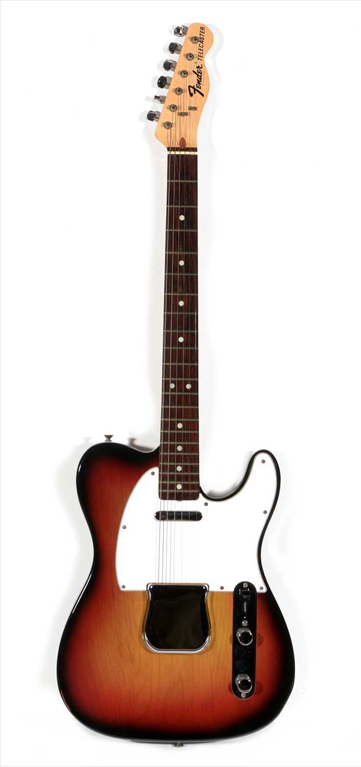 Lot 61 - 1974 Fender Telecaster Guitar
