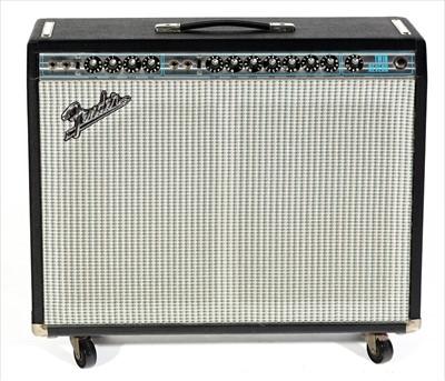 Lot 87 - Fender Twin Reverb amplifier