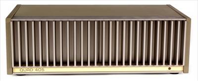 Lot 16-Quad 405 Amplifier