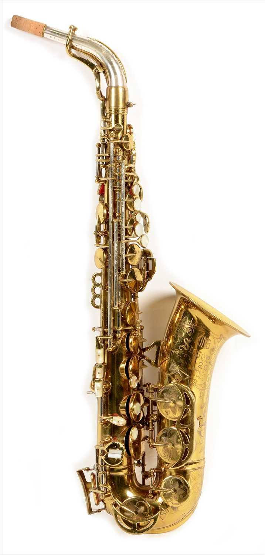 135 - King Super 20 series I alto saxophone